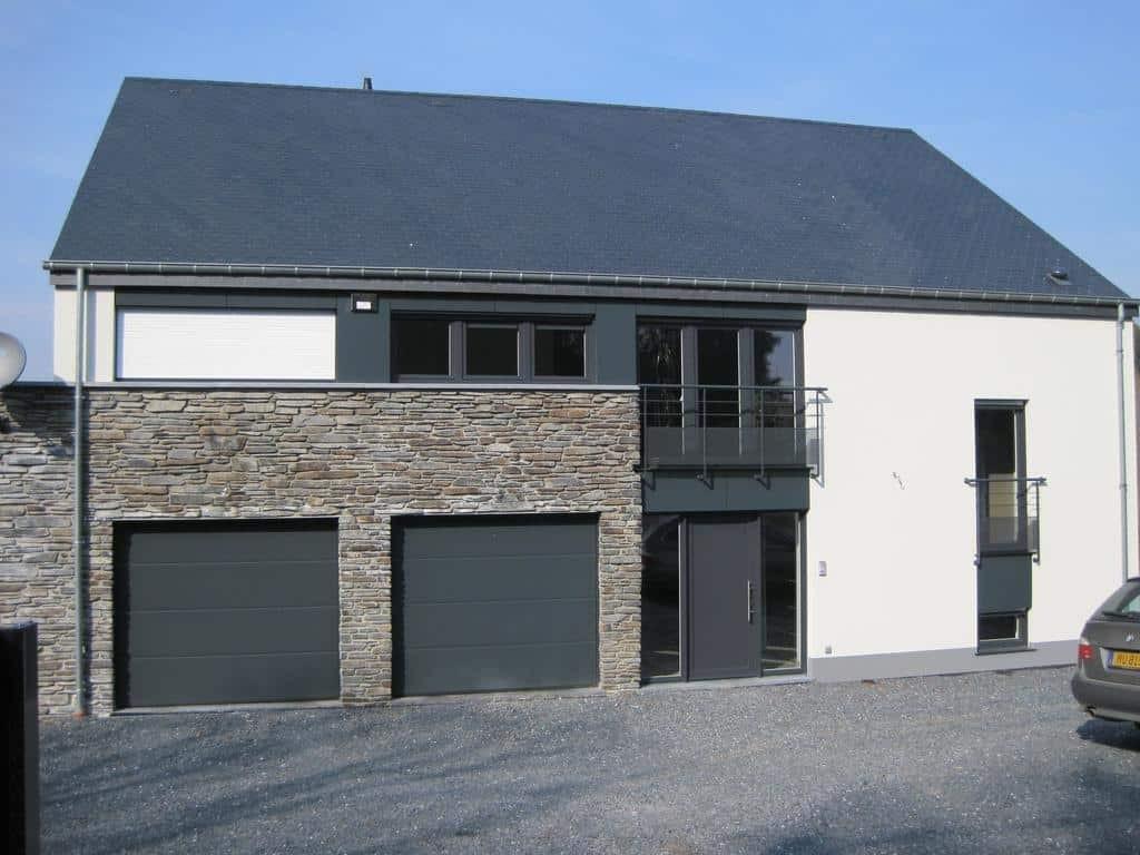 porte et fenêtres pvc à Libramont