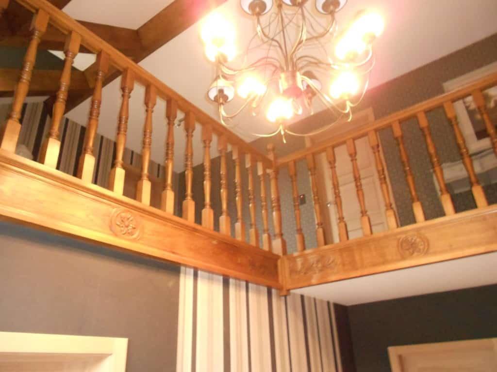 escalier en bois menuiserie dasnois belgique luxembourg